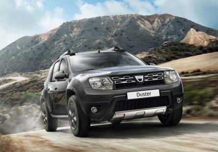 Autovermietung Rumänien bietet  Dacia Duster 4x4 für Wanderungen in den Bergen
